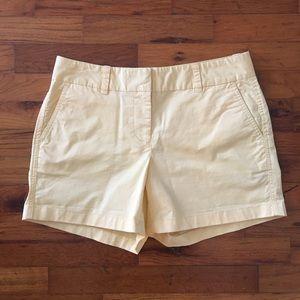 yellow vineyard vines shorts